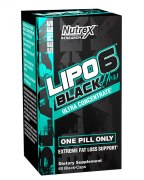 Nutrex Lipo6 Black Hers Ultra Concentrate 60 капс