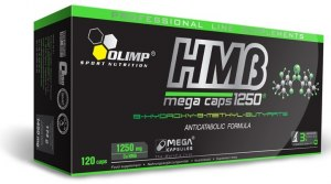Заказать Olimp HMB 1250 Mega Caps 120 капс
