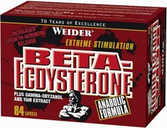 Заказать Weider Beta-Ecdysterone 84 капс