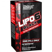 Nutrex Lipo6 Black Ultra Concentrate 60 капс