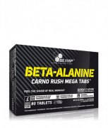 Заказать Olimp Beta-Alanine Carno Rush 80 таб